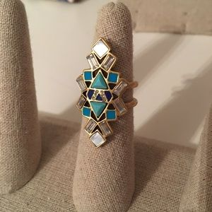 Stella&Dot Tile Ring